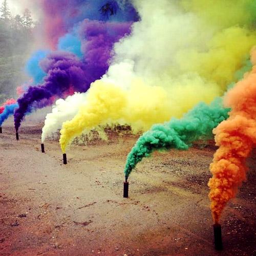 دود 7 رنگ