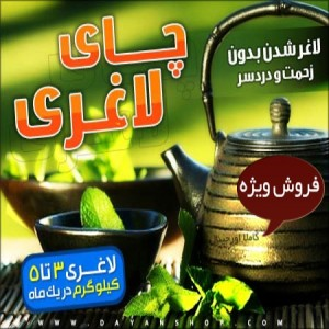 چای لاغری دکتر سینا