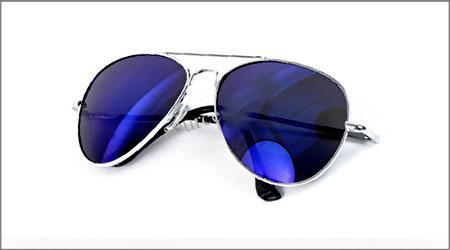عینک آفتابی خلبانی شیک