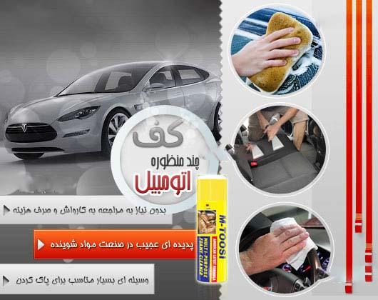 شوینده ماشین و اتومبیل و خودرو