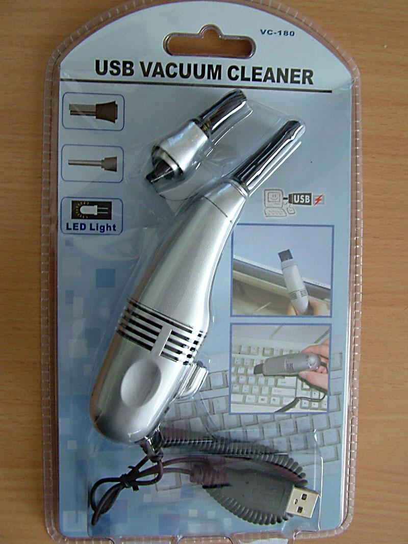 USB-vacuum-cleaner