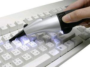 تمیز کننده کامپیوتر ، کیس و کیبورد