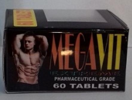 Megavit60Tablets