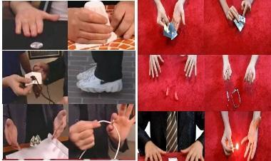 آموزش شعبده بازی ۲۱ ترفند حیرت انگیز