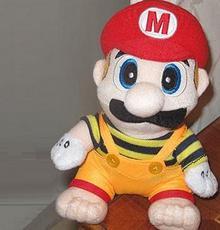 عروسک ماریو (قارچ خور) سایزکوچک
