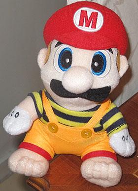 MarioMiniDoll