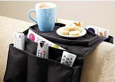 کیف کنترل تلویزیون و وسایل مبلی با ۶ جیب بزرگ