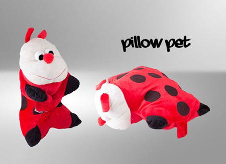 Ladybirds-PillowPet
