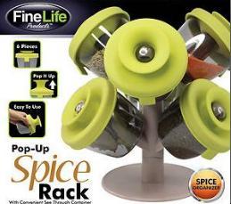 جای ادویه ای درختی شکل Spice Rack