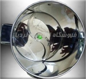 دستگاه سبزی خردکنی استیل ۳ کیلویی برند سبزیران کنوود دسینی