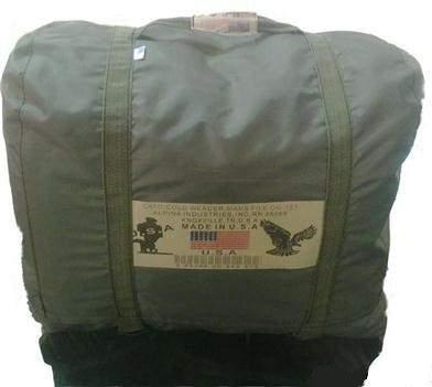 U.S-ARMY-sleep-bag