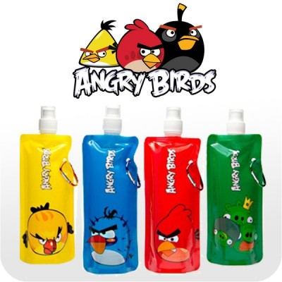 Water Bottles_AngryBirds