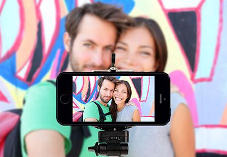 پایه عکاسی موبایل مونوپاد با کنترل