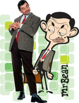 MrBean-Cartoon