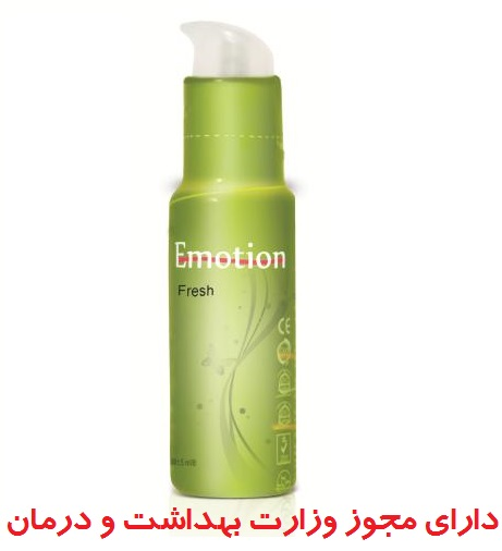 ژل سبز ایموشن ضد عفونی کننده