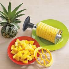 دستگاه برش و پوست کن فلزی آناناس اسلایسر easy slicer