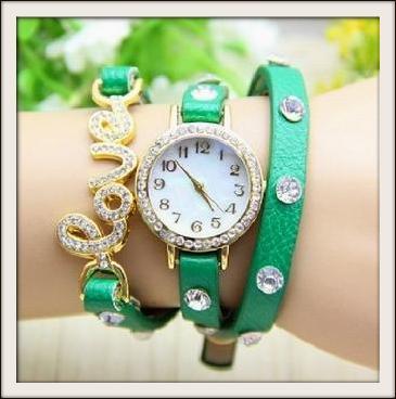 Gucci Love Green