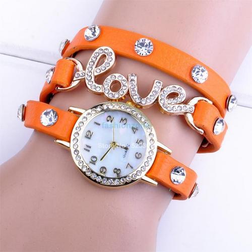 Gucci Love Orange