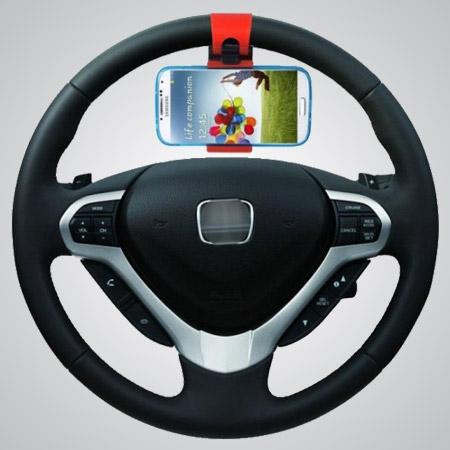 نگهدارنده موبایل روی فرمان هولدر گوشی