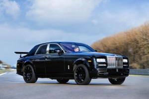 طراحی جدید رولز رویس برای بهبود Cullinan SUV