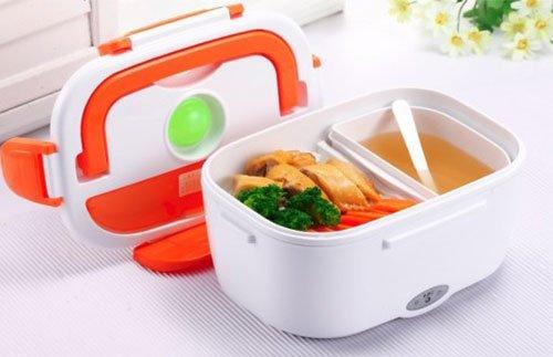 ظرف غذای برقی کارینو  لانچ باکس Lunch box