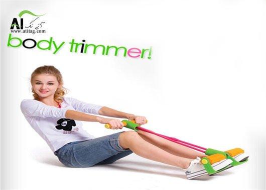 فنر شکم دراز نشست دستگاه ورزشی body trimmer