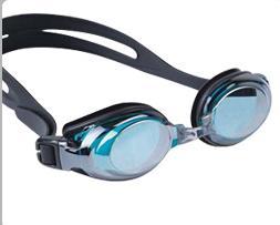عینک شنا حرفه ای ضد بخار در سه رنگ