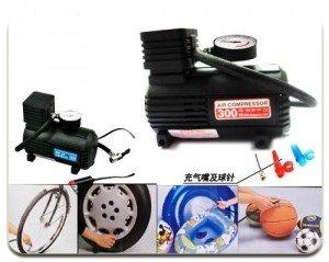 پمپ باد فندکی ماشین مناسب انواع لاسیتک و وسایل بادی