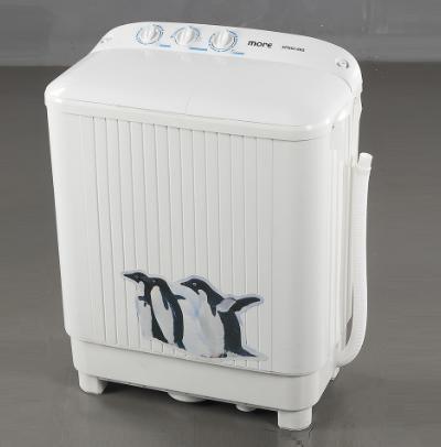 ماشین لباس شویی کاخلر ۵/۵ کیلو نیمه اتوماتیک