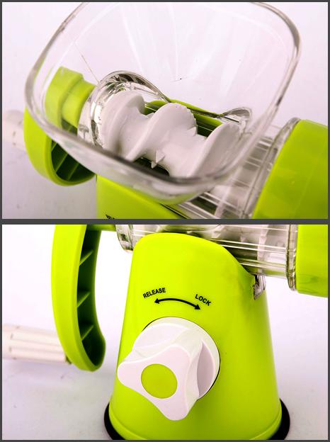 Manual juicer 11