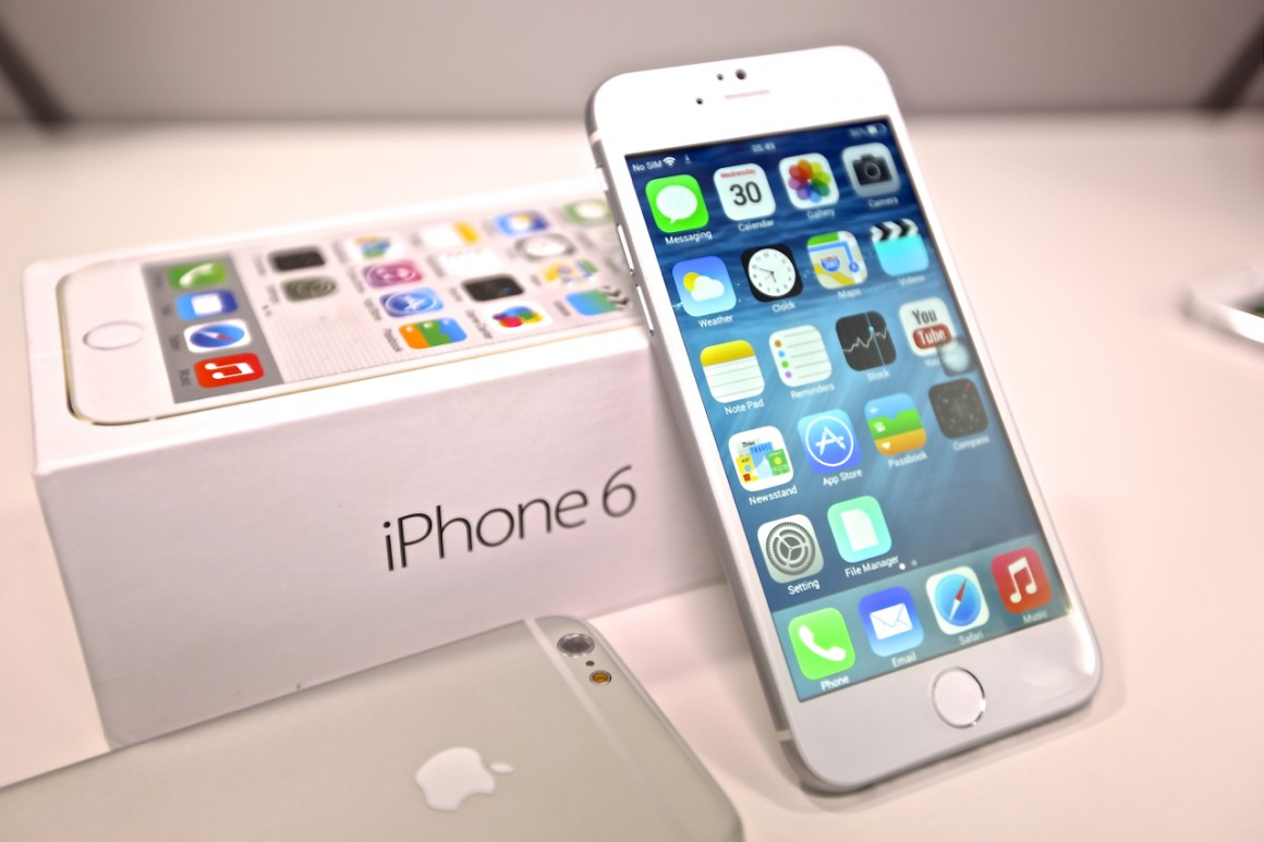 طرح اصلی اپل آیفون Apple iPhone 6