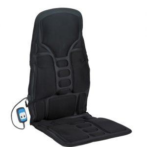 ماساژور صندلی حرارتی ویبره دار با ۵ موتور قوی