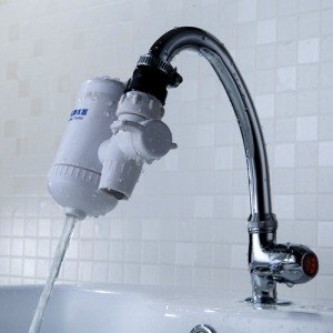 دستگاه تصفیه آب خانگی (نصب به سَر شیر آب)
