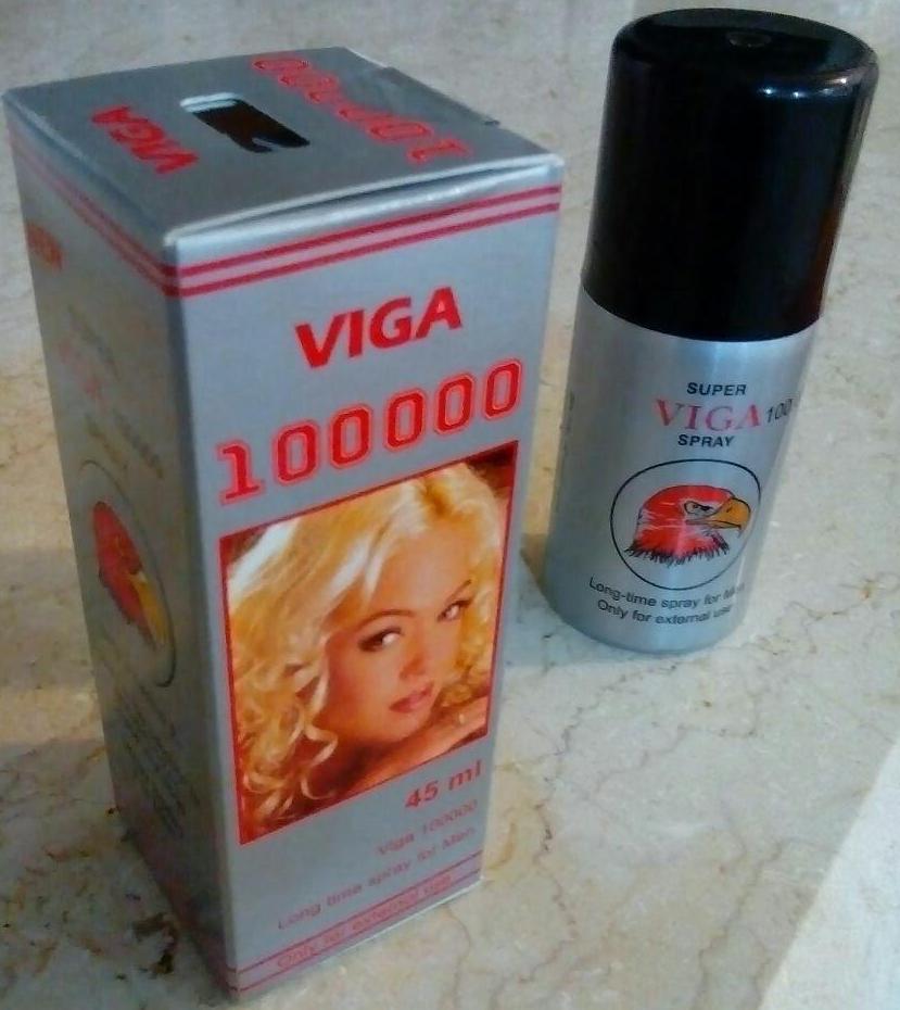 اسپری تاخیری ویگا ۱۰۰,۰۰۰ Viga