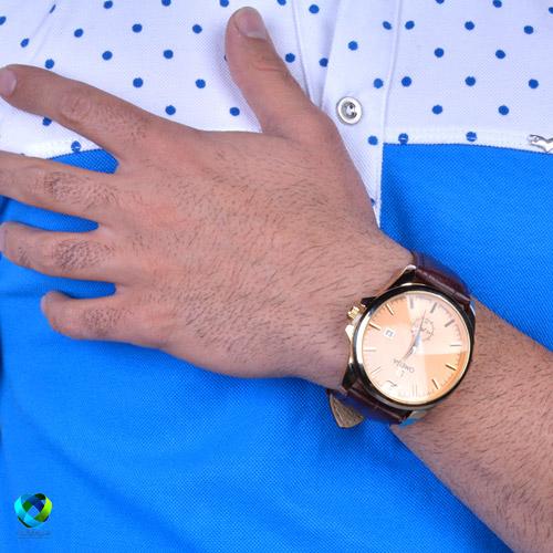 ساعت مچی مردانه امگا
