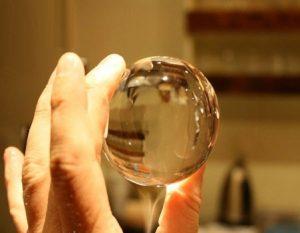 قالب یخ توپی گرد Ice ball