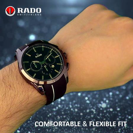 ساعت مچی رادو Rado مدل Adolf