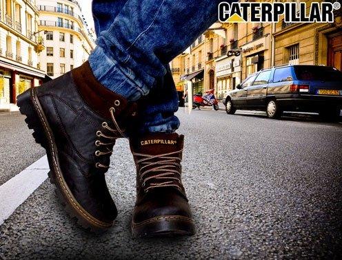 کفش نیم بوت مردانه کَت CATERPILLAR