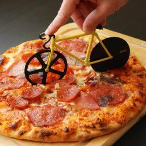 برش زن پیتزا کیک تارت طرح دوچرخه