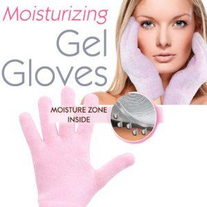 دستکش ژلی مرطوب کننده با روغن جوجوبا ویتامین E و آلوورا
