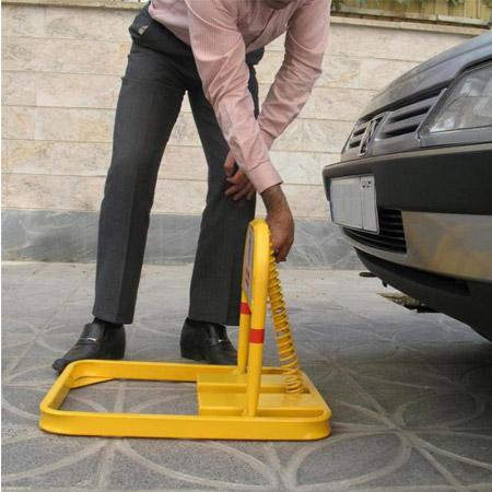 قفل پارکینگ جهت حفظ جای پارک ماشین شما