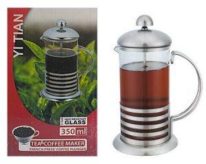 قهوه ساز پیستونی فرنچ پرس بیالتی مدل Preziosa