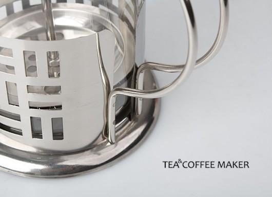 قهوه ساز استیل پیرکس