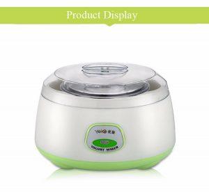 دستگاه ماست ساز برقی تمام استیل Yogurt Maker