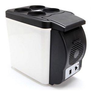 یخچال و گرمکن فندکی ماشین با گنجایش ۶ لیتر