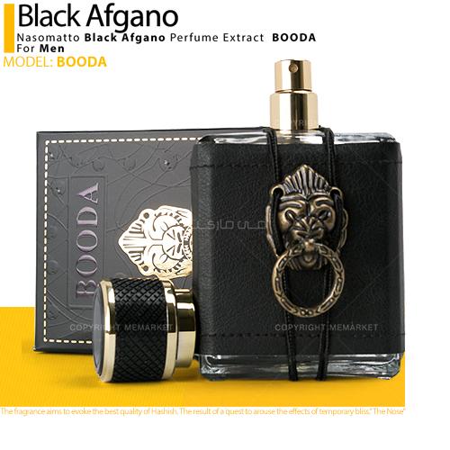 ادکلن مردانه BLACK AFGANO مدل BOODA