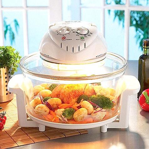 هواپز Flavor wave oven Turbo جدید به همراه متعلقات