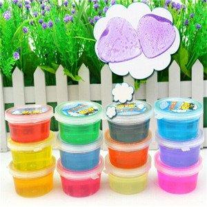 ژل بازی اسلایم Slime Gel ظرفیت ۳۵۰ گرم
