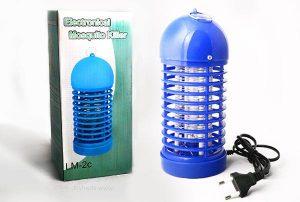 حشره کش برقی رومیزی دارای لامپ جذب کننده حشرات