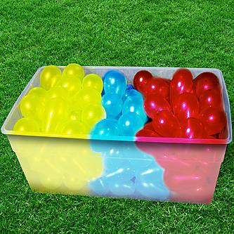 بادکنک آب بازی ۱۲۰ تایی Balloon bonanza